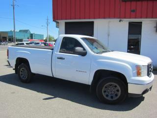 Used 2011 GMC Sierra 1500 Work Truck $14,995+HST+LIC FEE / CLEAN CARFAX / CERTIFIED / 8FT BOX for sale in North York, ON
