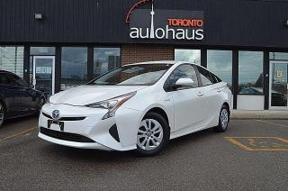 Used 2017 Toyota Prius Lane Depart / Coll. Assist / Adaptive Cruise for sale in Concord, ON