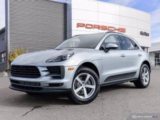 New 2021 Porsche Macan Base for sale in Halifax, NS