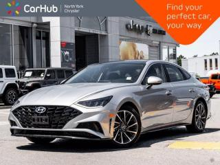 Used 2021 Hyundai Sonata Luxury 1.6T Heated & Vented Seats BOSE Panoramic Roof for sale in Thornhill, ON