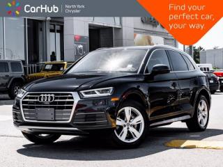 Used 2018 Audi Q5 Technik Bang & Olufsen Heated Seats Panoramic Roof Navigation for sale in Thornhill, ON