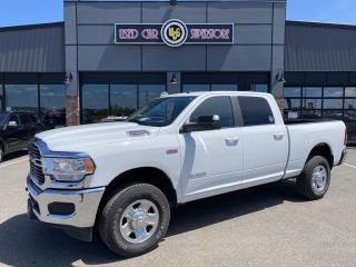 Used 2020 RAM 2500 Big Horn 4x4 Crew Cab 6'4  Box for sale in Thunder Bay, ON