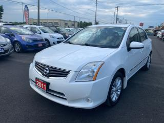 Used 2011 Nissan Sentra S for sale in Hamilton, ON