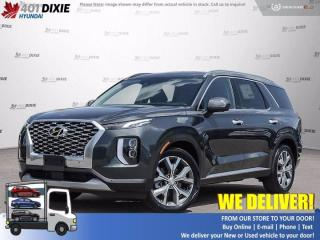New 2021 Hyundai PALISADE LUXURY for sale in Mississauga, ON