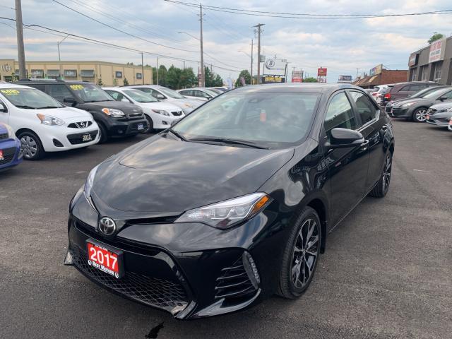 2017 Toyota Corolla SE