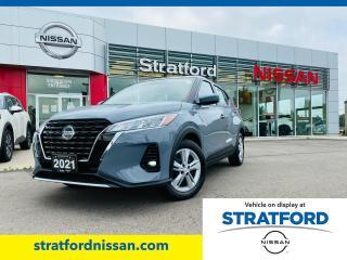 New 2021 Nissan Kicks S for sale in Stratford, ON