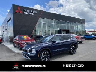 New 2022 Mitsubishi Outlander GT for sale in Grande Prairie, AB