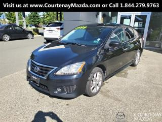 Used 2013 Nissan Sentra 1.8 SV CVT for sale in Courtenay, BC