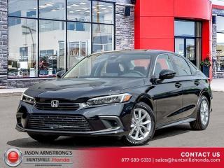 New 2022 Honda Civic EX for sale in Huntsville, ON