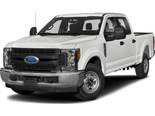 Used 2017 Ford F-350 XL CREW CAB 8' BOX GAS 6.2L for sale in Stittsville, ON