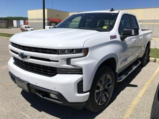 Used 2020 Chevrolet Silverado 1500 RST 4X4 Z71 5.3L LEATHER SAFETY PKG 20'' WHEELS for sale in Orillia, ON