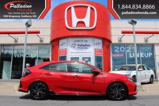 Used 2018 Honda Civic Hatchback Sport - FUN TO DRIVE MANUAL - for sale in Sudbury, ON