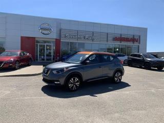 Used 2019 Nissan Kicks SR CVT (2) for sale in Smiths Falls, ON