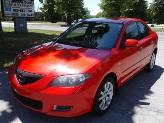 Used 2008 Mazda MAZDA3