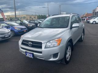 Used 2012 Toyota RAV4 Base 4WD for sale in Hamilton, ON
