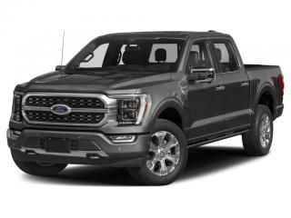 New 2021 Ford F-150 PLATINUM for sale in Chatham, ON