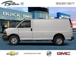 New 2021 Chevrolet Express 2500 Work Van - $338 B/W for sale in Bolton, ON