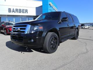 Used 2011 Ford Expedition EL Limited 4WD for sale in Weyburn, SK