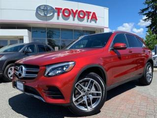 Used 2018 Mercedes-Benz GLC 300 4MATIC Coupe for sale in Surrey, BC