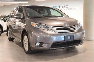 Used 2017 Toyota Sienna XLE AWD 7-Passenger V6 for sale in Richmond, BC