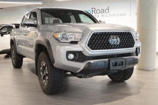 Used 2018 Toyota Tacoma 4x4 Double Cab V6 TRD Off-Road 6A for sale in Richmond, BC