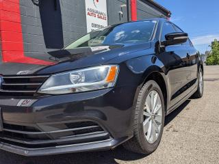 Used 2015 Volkswagen Jetta Tredline+ SUNROOF BACKUP CAM HEATED SEATS for sale in Burlington, ON
