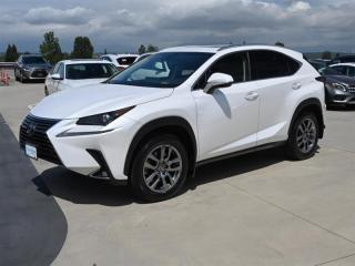 Used 2018 Lexus NX 300 for sale in Richmond, BC