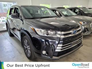 Used 2019 Toyota Highlander HYBRID XLE CVT for sale in Port Moody, BC