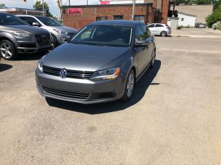 Used 2014 Volkswagen Jetta Comfortline**SUNROOF*LOW KMS** for sale in Hamilton, ON