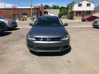 Used 2014 Volkswagen Jetta comfortline for sale in Hamilton, ON