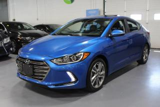 Used 2018 Hyundai Elantra Limited for sale in North York, ON