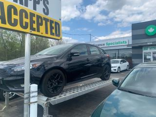 Used 2017 Ford Focus SEL for sale in London, ON