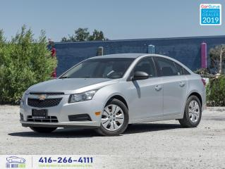 Used 2012 Chevrolet Cruze LS+ w/1SB|Clean Carfax| for sale in Bolton, ON