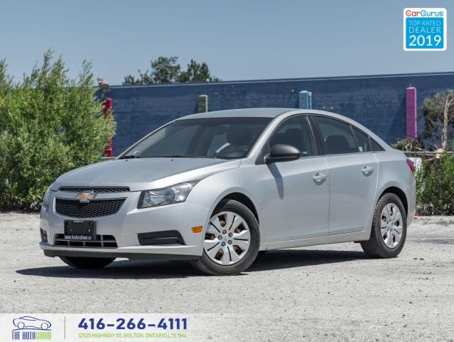 2012 Chevrolet Cruze LS+ w/1SB Clean Carfax 