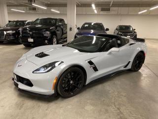 Used 2019 Chevrolet Corvette Grand Sport 1LT for sale in Oakville, ON