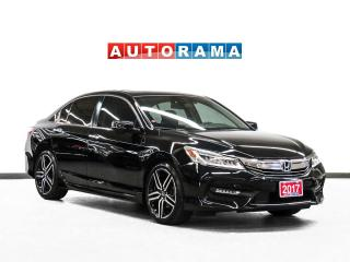 Used 2017 Honda Accord TOURING NAVIGATION LEATHER SUNROOF BACKUP CAM for sale in Toronto, ON