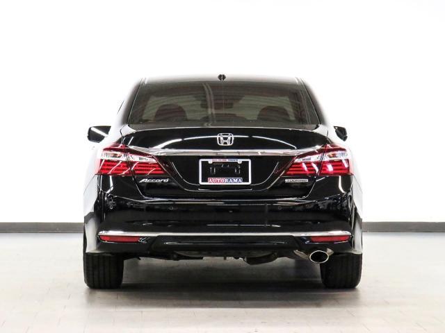2017 Honda Accord TOURING NAVIGATION LEATHER SUNROOF BACKUP CAM