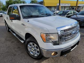 Used 2013 Ford F-150 XLT/4WD/QREW CAP/LOADED/ALLOYS for sale in Scarborough, ON