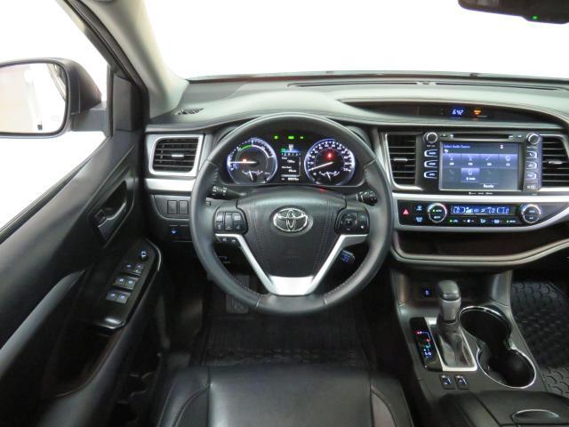 2016 Toyota Highlander Hybrid XLE AWD Nav Leather Sunroof Backup Camera