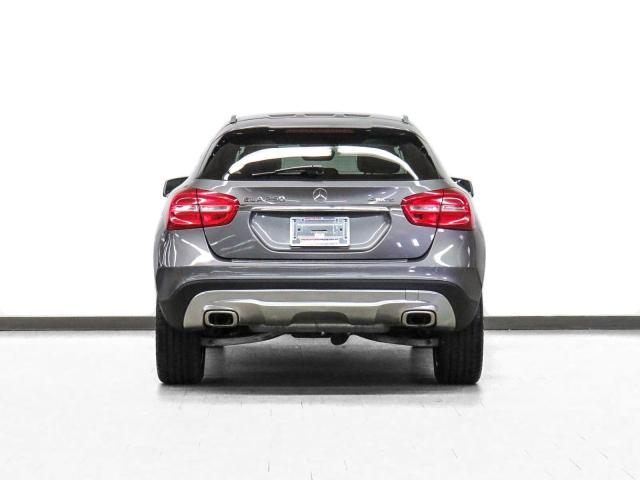 2016 Mercedes-Benz GLA 250 4Matic Navigation Leather Panoramic Sunroof