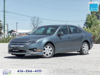 Used 2011 Ford Fusion SE|Clean Carfax|Low kms| for sale in Bolton, ON