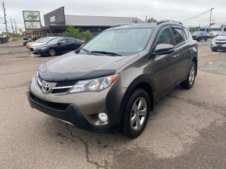 Used 2015 Toyota RAV4 XLE / AWD / SUNROOF / FINANCING@4.99!!! for sale in Truro, NS