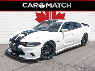 Used 2015 Dodge Charger RT SCAT PACK 6.2L / NO ACCIDENTS / NAV for sale in Cambridge, ON