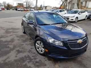 Used 2015 Chevrolet Cruze LT for sale in Toronto, ON