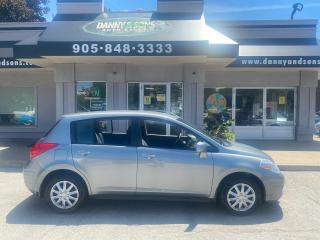 Used 2009 Nissan Versa S for sale in Mississauga, ON