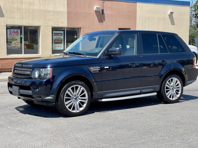 2012 Land Rover Range Rover Sport HSE LUXURY NAVIGATION/REAR VIEW CAMERA Photo2