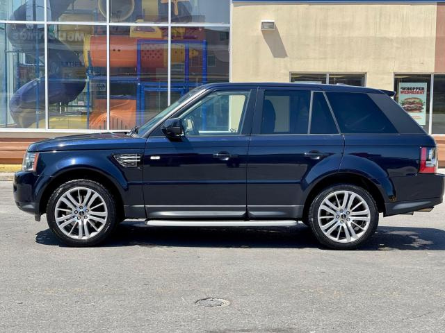 2012 Land Rover Range Rover Sport HSE LUXURY NAVIGATION/REAR VIEW CAMERA Photo3