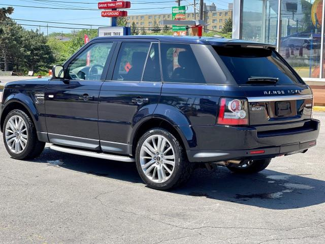 2012 Land Rover Range Rover Sport HSE LUXURY NAVIGATION/REAR VIEW CAMERA Photo4