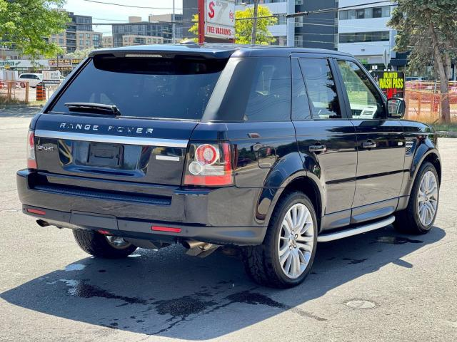 2012 Land Rover Range Rover Sport HSE LUXURY NAVIGATION/REAR VIEW CAMERA Photo5