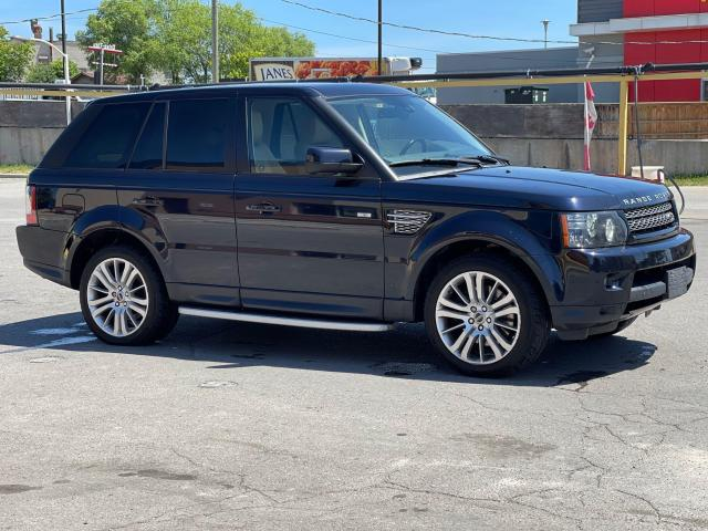2012 Land Rover Range Rover Sport HSE LUXURY NAVIGATION/REAR VIEW CAMERA Photo6